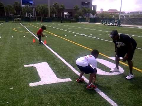 ShaneHS 1st Practice Day QB