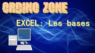 [Tuto] * Excel: Les bases 1