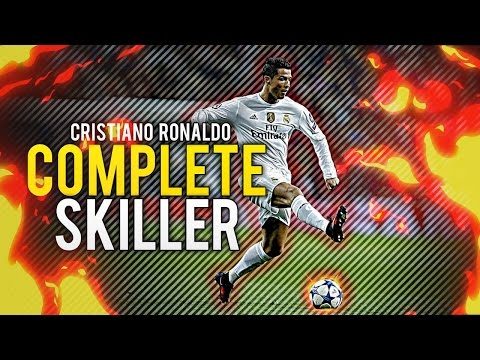 Cristiano Ronaldo ● Complete Skiller ● Most Skillful Player In The World