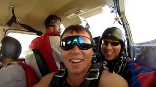 Skydive South Sask Tandem Video: - - Jesse Andrus