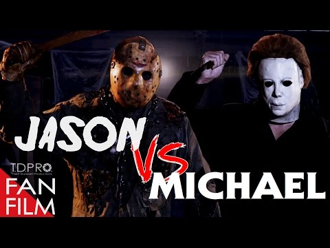 Xxx Mp4 Jason Voorhees Vs Michael Myers Scary Halloween Horror Movie Short Horror Fan Film 3gp Sex