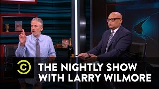 The Nightly Show - Love From Jon Stewart