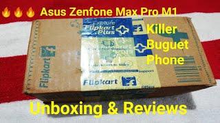 Asus Zenfone Max Pro M1 Unboxing & Reviews The Killer Phone Under Rs.15k