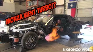 Street Outlaws Monza goes Turbo!