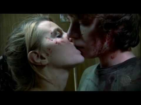 Dance of the Dead zombie love scene
