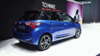 New Toyota Yaris - Geneva Motor Show 2017