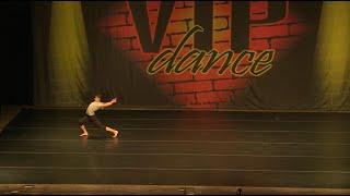 Male Contemporary Dance Solo - Slip   Jadiel Rivera