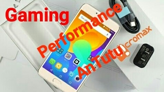 Micromax Canvas Evok Note  Heating Gaming Performance