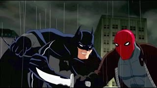 Batman vs Jason Todd | Batman: Under the Red Hood