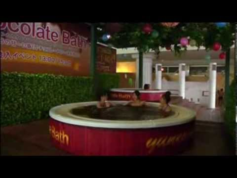 Xxx Mp4 Japanese People Soaking In Chocolate Baths 3gp Sex