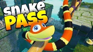 Snake Pass - Cutest Danger Noodle Ever! - Let