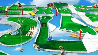 SKY HIGH COURSE! - GOLF IT