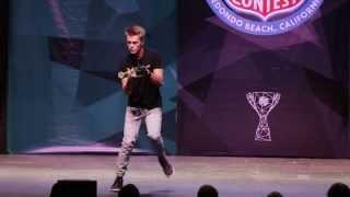 Gentry Stein - 1A Final - 1st Place - 2015 US National Yo-Yo Contest