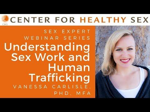 Xxx Mp4 Understanding Sex Work Human Trafficking A CHS Webinar With Vanessa Carlisle 3gp Sex
