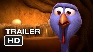 Free Birds TRAILER 1 (2013) - Owen Wilson Animated Movie HD