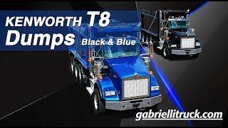 Kenworth T800 Dump Trucks For Sale