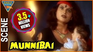 Munni Bai Hindi Movie    Sapna Saves Baby Sentiment Scene    Dharmendra, Sapna    Eagle Hindi Movies