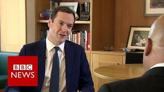 George Osborne to quit as MP - BBC News