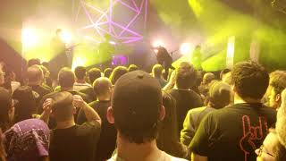 TesseracT - Of Matter - Proxy ; Retrospect (Sonder North America Tour 2018, ATL)