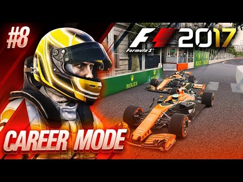 F1 2017 Career Mode Part 8: BIG PROBLEMS