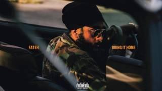 Fateh - Tareekan feat. Raaginder (Official Audio) [Bring It Home]