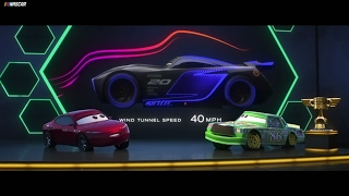 Cars 3 New Trailer First Look Chick OMG !