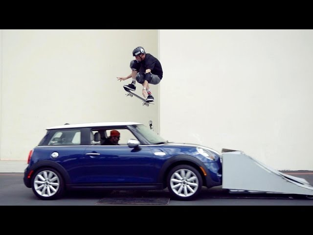 Skaters In Cars: Tony Hawk - Part 2 | X Games