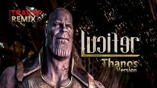 Lucifer Official Trailer| Remix | Mohanlal | Prithviraj  | Thanos version | Murali Gopy