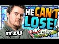 He Can THREE STAR with Almost ANY ARMY! Clash of Clans ITZU from Dark Looters!