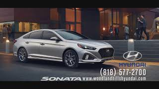 Hyundai Woodland Hills Sonata 2018