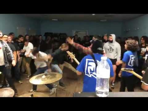 Soul Search - ...Shall Be Judged (Burn Cover) - Carpinteria Library 4/6/14