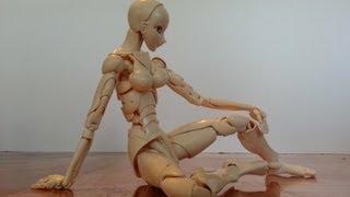 SFBT-3 Artist Mannequin Figure review