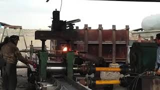 نورد گرم فولاد ورق