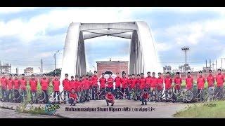 Mohammadpur Stunt Viperz 4TH Offcial Stunt Video 2016