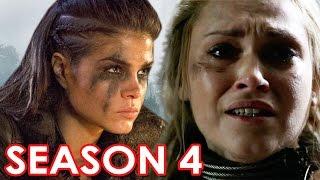 The 100 Season 4: What We Know So Far