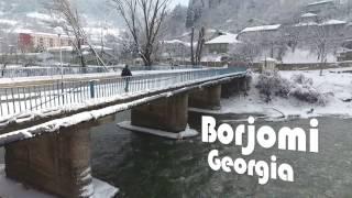 Borjomi by Drone