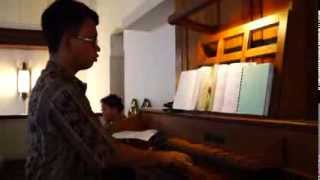 GPIB Paulus Orgel: Ari Siagian