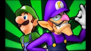 Luigi Vs Waluigi (Rap Battles Of Video Games All-Stars)(Season 5)