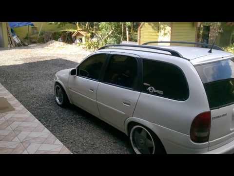 Corsa Wagon GLS Fixa Borbet 15