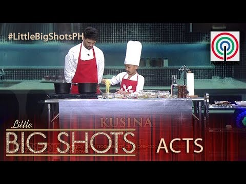 Little Big Shot Philippines Dyre 11 year old Little Big Cook