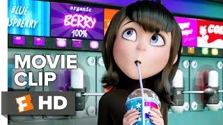 Hotel Transylvania 2 Movie CLIP - Convenience Store (2015) - Selena Gomez Animated Movie HD