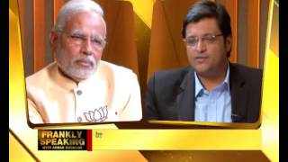 Frankly Speaking: Narendra Modi on Hindu Refugees