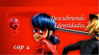 Miraculus Ladybug //Descubriendo identidades //Capítulo 4