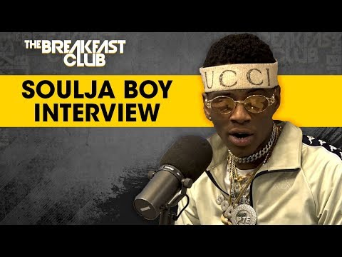 Soulja Boy Drags Tyga Drake Kanye West & Reclaims The Best Comeback Of 2018