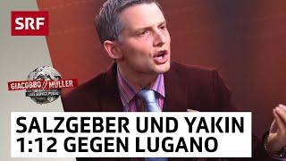 Giacobbo / Müller - Salzgeber und Yakin