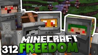 XAROTHS SÖLDNER STÜRMEN DEN AUßENPOSTEN! ✪ Minecraft FREEDOM #312 DEUTSCH | Paluten
