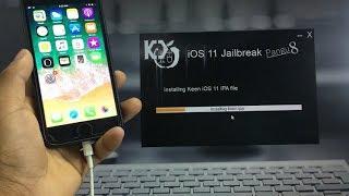Pangu8+Keen Jailbreak iOS 11