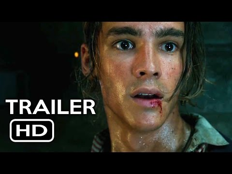 Xxx Mp4 Pirates Of The Caribbean Dead Men Tell No Tales Official Teaser Trailer 1 2017 Movie HD 3gp Sex
