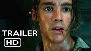 Pirates of the Caribbean: Dead Men Tell No Tales Official Teaser Trailer #1 (2017) Movie HD