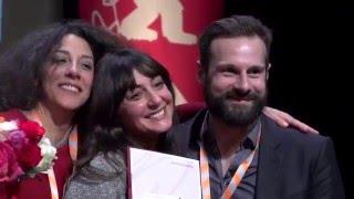 Award Ceremony of the German-Arab Film Prize 2016